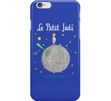 Le Petit Jedi iPhone Case/Skin