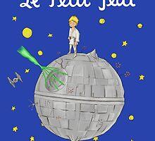 Le Petit Jedi by saqman