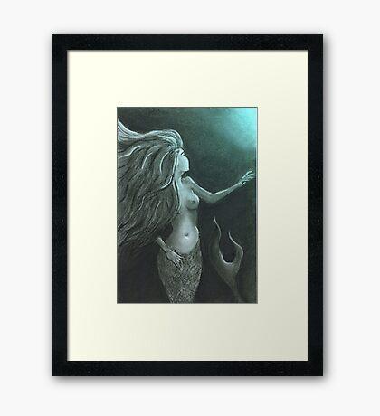 Mystery Framed Print