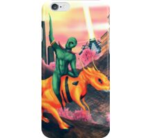 Resident Amaranth iPhone Case/Skin