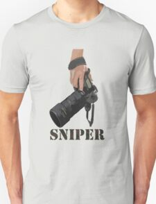 Sniping - photographer-style! T-Shirt