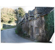 Easton Grey Cottage Poster