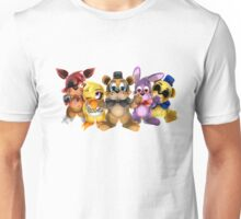 Five Nights of Kawaii Unisex T-Shirt