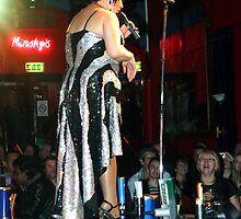 A NIGHT OUT AT MINSKY'S CARDIFF. by Tony Parry