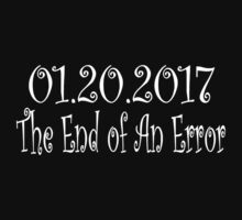 End of an Error by greatshirts