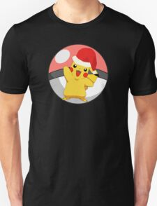 Merry Christmas from Pikachu T-Shirt