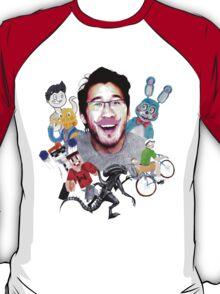 Markiplier 2014 Highlights T-Shirt