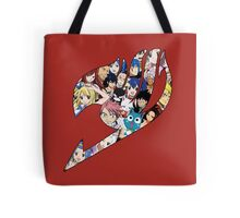 Fairy Tail Logo WITH COLOR!!! :D Tote Bag