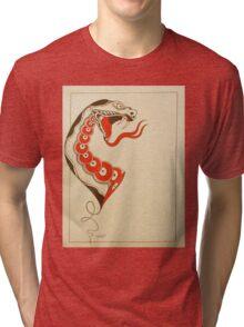 Sssnake Tri-blend T-Shirt