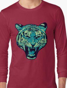 A Tiger made of Sky Long Sleeve T-Shirt