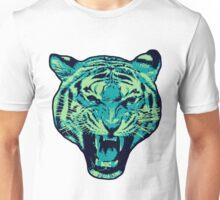 A Tiger made of Sky Unisex T-Shirt