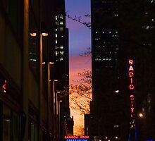 New York Rainbow Room by deahna