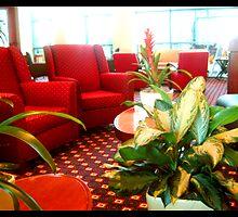 The Crimson Lounge by Katie (Pockaru)