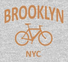 I Bike Brooklyn Kids Clothes
