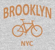 I Bike Brooklyn Kids Tee