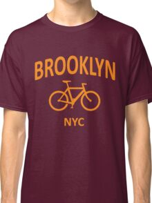 I Bike Brooklyn Classic T-Shirt