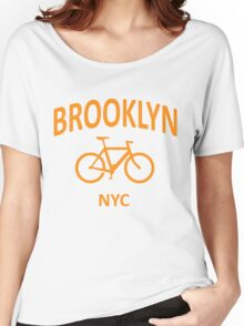 I Bike Brooklyn Women's Relaxed Fit T-Shirt