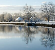 Reflections on Thanksgiving by WALLPhotoGrafx