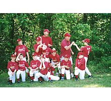 The Cardinals Being Goofy Photographic Print