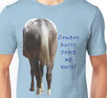 Cowboy Butts Unisex T-Shirt