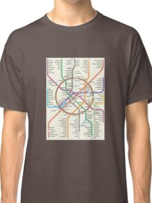 MOSCOW METRO Classic T-Shirt