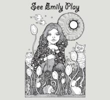 See Emily Play Tee by Anita Inverarity