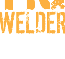 Must-Have 'TIG Welder because Badass Isn't an Official Job Title' Tshirt, Accessories and Gifts Sticker
