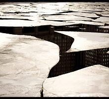 Frozen Jigsaw by Pratik Agrawal