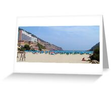 Cala Llonga Beach II Greeting Card