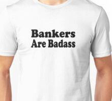 Banker Unisex T-Shirt