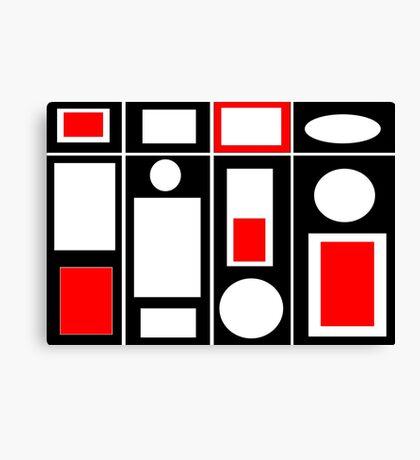 Modern Vibe 6 Canvas Print