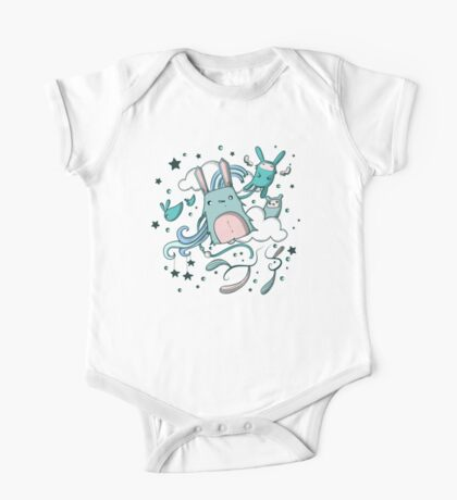 little dreams One Piece - Short Sleeve