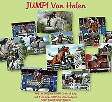"Van Halen ""JUMP"" by GroovyDA"