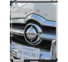 Cops n Chrome iPad Case/Skin