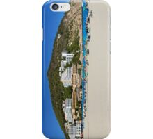 Cala Llonga Beach Panorama iPhone Case/Skin
