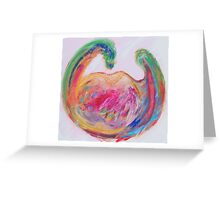 World of Wine Greeting Card