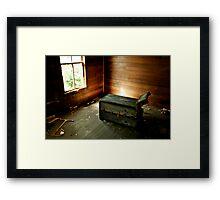 The Chest  Framed Print