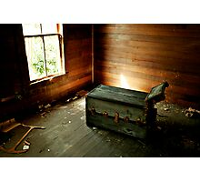 The Chest  Photographic Print