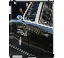 Black and White iPad Case/Skin
