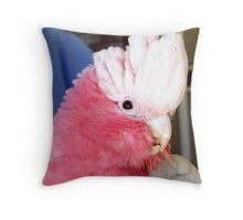 Good Morning Sweetheart! - Galah - NZ Throw Pillow