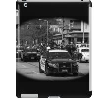 Parade Session iPad Case/Skin