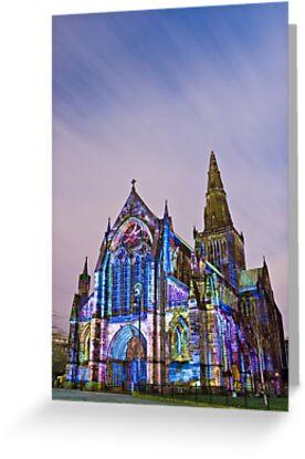 Radiance: Glasgow's Festival of Light by Scott Moore