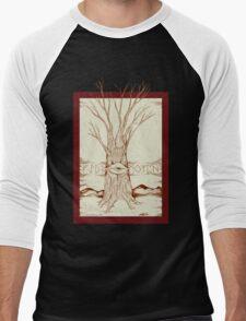 Mystic Tree Men's Baseball ¾ T-Shirt