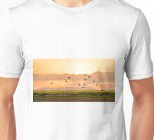 Sunset Glow Unisex T-Shirt