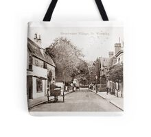 Ref: 60 - Broadwater Street West, Broadwater, Worthing, West Sussex. Tote Bag