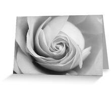 Classic Rose Greeting Card