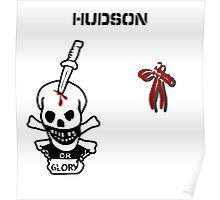 Hudson Armour Poster