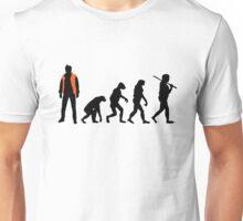 Back to the future past future past Unisex T-Shirt