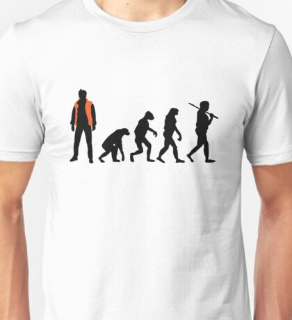 Back to the future past future past Unisex T-Shirt