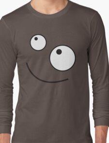 cute face looking up! Long Sleeve T-Shirt